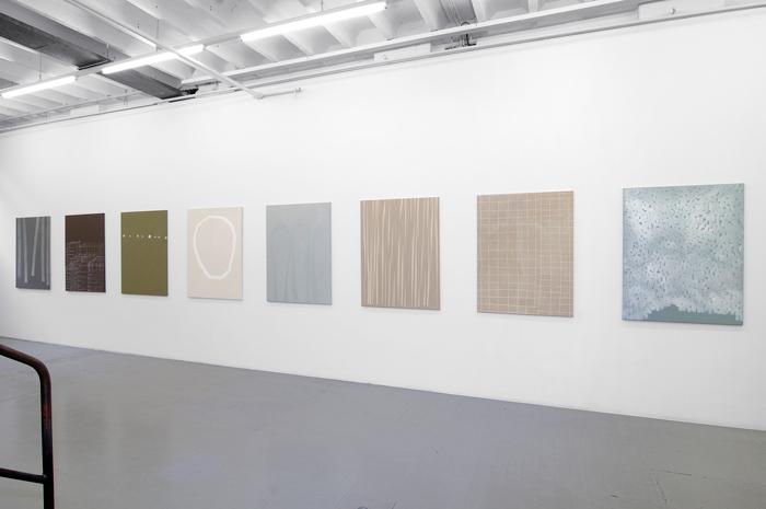 Exposition personnelle, Galerie Favre, Nyon