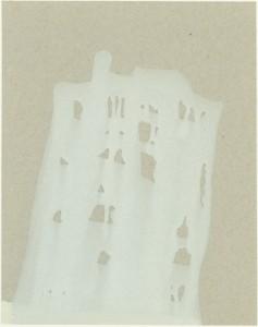 21 x 16, 2009, acrylique