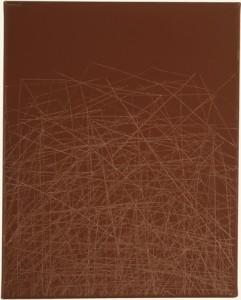 30 x 24 cm, 2008, huile sur toile